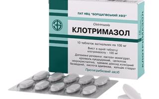 Помогает ли таблетки клотримазола от молочницы