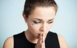 Психосоматические причины молочницы у женщин