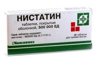 Таблетки от молочницы для женщин русские
