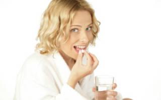 Можно принимать противозачаточные таблетки при молочнице