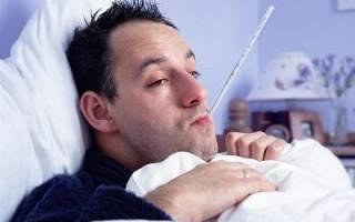 У мужа молочница во рту