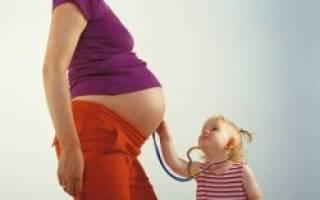 Санация перед родами при молочнице