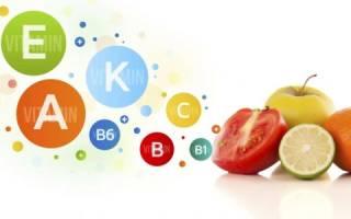 Витамин группы и при молочнице