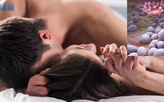 Оральному и анальному секс молочница
