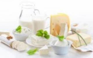 Употребление кисломолочных продуктов при молочнице