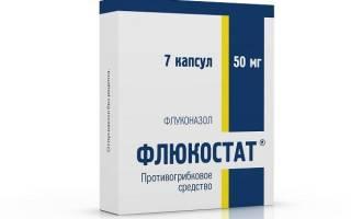 Название таблетки от молочницы 1 таблетка