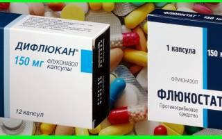 Препарат от молочницы дифлюкан отзывы