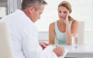 Положительный тест на беременность после молочницы